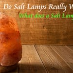 Do salt lamps really work