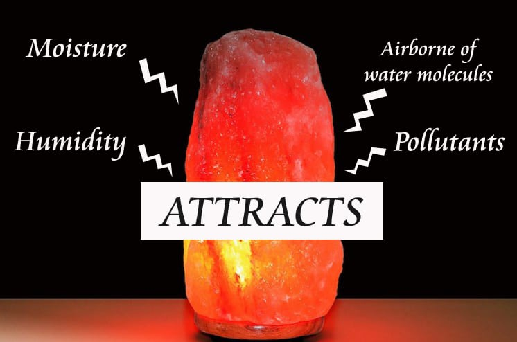 Do salt lamps really work, what does a salt lamp do