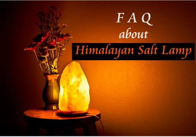 Salt Lamp Size Guide : FAQ about Himalayan Salt Lamp Himalayan Salt Lamp Guide