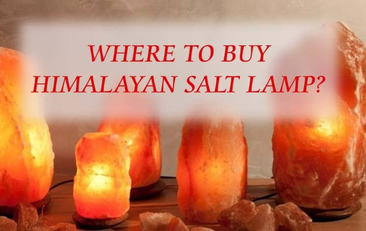 Where To Buy Himalayan Salt Lamp Online Himalayan Salt