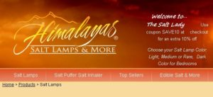 Where to buy himalayan salt lamp online HSL