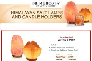 Where to buy himalayan salt lamp online Mercola