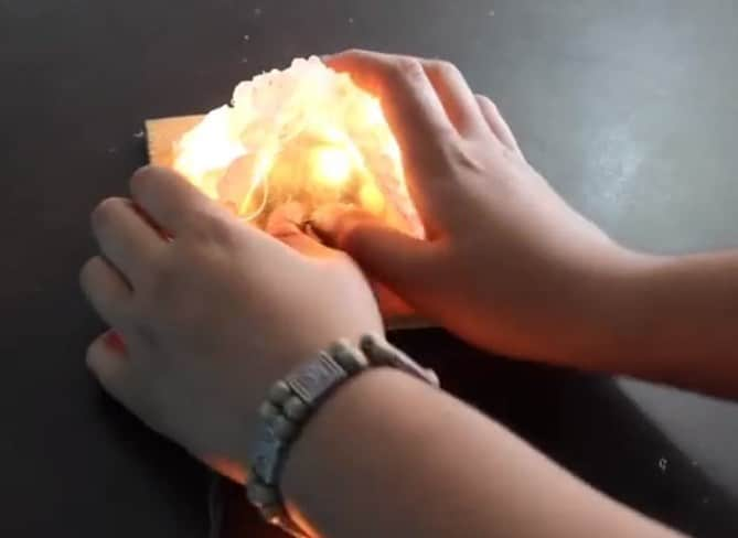 make salt lamp philippines