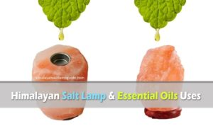 Can you put essential oils directly on a himalayan salt lamp